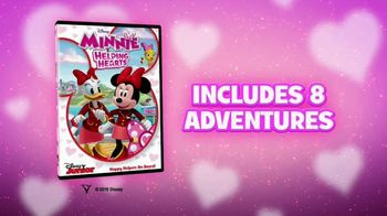 Minnie: Helping Hearts Home Entertainment TV Spot - Thumbnail 10