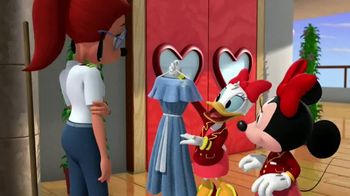 Minnie: Helping Hearts Home Entertainment TV Spot