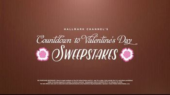 Hallmark Channel's Countdown to Valentine's Day Sweepstakes TV Spot, 'Spa' - Thumbnail 2