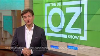 California Walnuts TV Spot, 'Dr. Oz: Tips for a Healthy New Year'