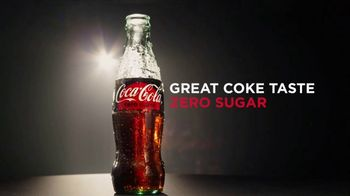 Coca-Cola Zero Sugar TV Spot, 'Incredible Performance' - Thumbnail 9