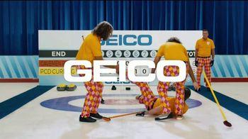 GEICO TV Spot, 'Cavemen Curling Competition' - Thumbnail 10