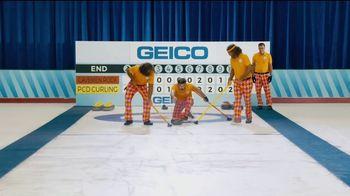 GEICO TV Spot, 'Cavemen Curling Competition' - Thumbnail 2