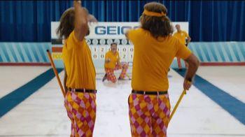 GEICO TV Spot, 'Cavemen Curling Competition' - Thumbnail 8