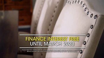 Rooms to Go Presidents' Day Sale TV Spot, 'Finance Interest Free' - Thumbnail 4