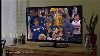 YouTube TV Spot, 'ABC: NBA Saturday Primetime' - Thumbnail 1