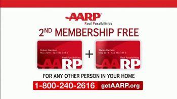 AARP Services, Inc. TV Spot, 'Second Membership' - Thumbnail 3