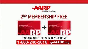 AARP Services, Inc. TV Spot, 'Second Membership' - Thumbnail 6