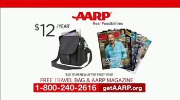 AARP Services, Inc. TV Spot, 'Second Membership' - 667 commercial airings