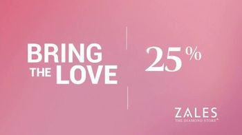 Zales TV Spot, 'Valentine's Day: 25 Percent Off Everything' - Thumbnail 1