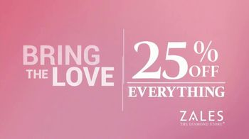 Zales TV Spot, 'Valentine's Day: 25 Percent Off Everything' - Thumbnail 2