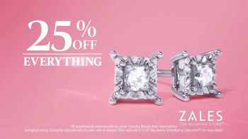 Zales TV Spot, 'Valentine's Day: 25 Percent Off Everything' - Thumbnail 3