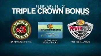 Bass Pro Shops 2018 Spring Fishing Classic TV Spot, 'Triple Crown Bonus' - Thumbnail 10