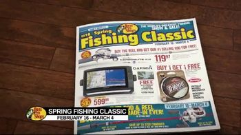 Bass Pro Shops 2018 Spring Fishing Classic TV Spot, 'Triple Crown Bonus'