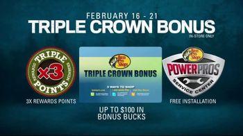 Bass Pro Shops 2018 Spring Fishing Classic TV Spot, 'Triple Crown Bonus' - Thumbnail 9
