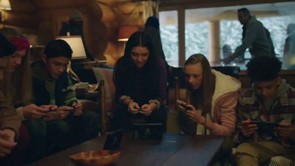 Nintendo Switch TV Commercial, 'Anytime, Anywhere'