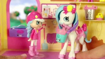 Shopkins Happy Places Happy Stables TV Spot, 'Happy Stables' - Thumbnail 5