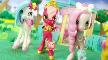 Shopkins Happy Places Happy Stables TV Spot, 'Happy Stables' - Thumbnail 9