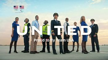 United Airlines TV Spot, 'Team United: They Can Fly!' Feat. Gus Kenworthy - Thumbnail 8