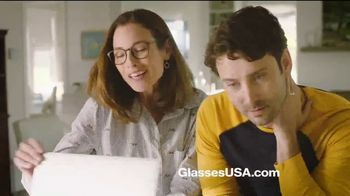 GlassesUSA.com TV Spot, 'Step on It'