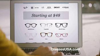 GlassesUSA.com TV Spot, 'Step on It' - Thumbnail 5