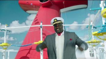Carnival TV Spot, 'Tour Carnival Vista with New CFO Shaquille O'Neal' - Thumbnail 8