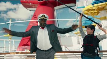 Carnival TV Spot, 'Tour Carnival Vista with New CFO Shaquille O'Neal' - Thumbnail 3