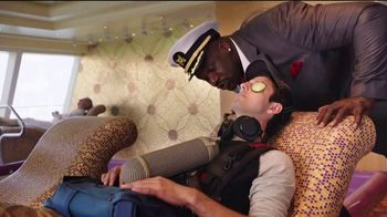 Carnival TV Spot, 'Tour Carnival Vista with New CFO Shaquille O'Neal' - Thumbnail 4