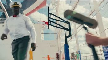 Carnival TV Spot, 'Tour Carnival Vista with New CFO Shaquille O'Neal' - Thumbnail 7