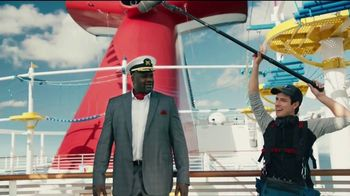 Carnival TV Spot, 'Tour Carnival Vista with New CFO Shaquille O'Neal'