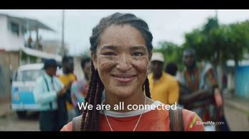 23andMe TV Spot, 'We Are All Connected: Celebrate Your DNA'