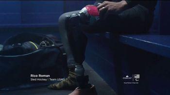 Comcast TV Spot, '2018 Olympics: Represent the Flag' Featuring Rico Roman - Thumbnail 2