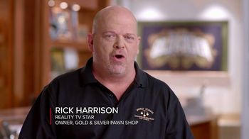LifeLock TV Spot, 'Faces V6 REV1 - Harrison' Featuring Rick Harrison - Thumbnail 1