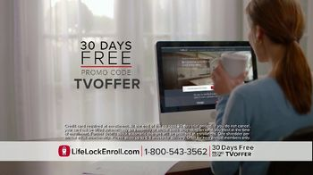 LifeLock TV Spot, 'Faces V6 REV1 - Harrison' Featuring Rick Harrison - Thumbnail 6