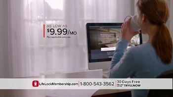 LifeLock TV Spot, 'Faces V3.1 REV1' - Thumbnail 7
