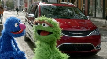 Chrysler Pacifica TV Spot, 'Trash Talk: Sesame Street' [T2] - 534 commercial airings