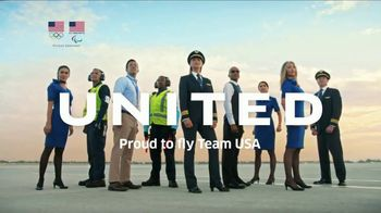 United Airlines TV Spot, 'Team United: To South Korea!' Feat. Erin Hamlin - Thumbnail 9