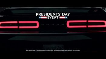 Dodge Presidents' Day Sales Event TV Spot, '2018 Journey' Feat. Vin Diesel - Thumbnail 3