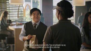 McDonald's $1 $2 $3 Dollar Menu TV Spot, 'Alarm Clock' - Thumbnail 8