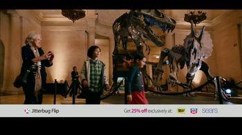 GreatCall Jitterbug Flip TV Spot, 'Museum: Discount' Featuring John Walsh - Thumbnail 1