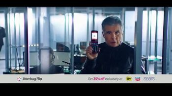 GreatCall Jitterbug Flip TV Spot, 'Museum: Discount' Featuring John Walsh - 872 commercial airings