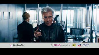 GreatCall Jitterbug Flip TV Spot, 'Museum: Discount' Featuring John Walsh - Thumbnail 5