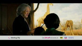 GreatCall Jitterbug Flip TV Spot, 'Museum: Discount' Featuring John Walsh - Thumbnail 7