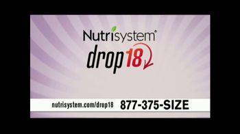 Nutrisystem Drop 18 TV Spot, 'Lose Up to 18 Pounds' - Thumbnail 2