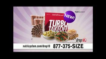 Nutrisystem Drop 18 TV Spot, 'Lose Up to 18 Pounds' - Thumbnail 4