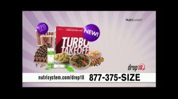 Nutrisystem Drop 18 TV Spot, 'Lose Up to 18 Pounds' - Thumbnail 5