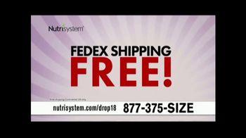 Nutrisystem Drop 18 TV Spot, 'Lose Up to 18 Pounds' - Thumbnail 7