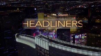 Planet Hollywood Resort & Casino TV Spot, 'Fame Sets the Scene'