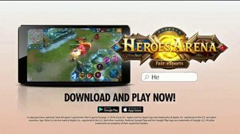 Heroes Arena TV Spot, 'New Hero in Town' - Thumbnail 8