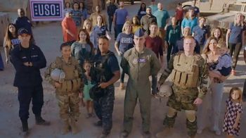USO TV Spot, 'What Does It Take?: Share a Message' - Thumbnail 10